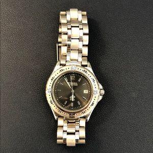 Men's Fossil Blue Dive SS Bracelet Watch 42mm